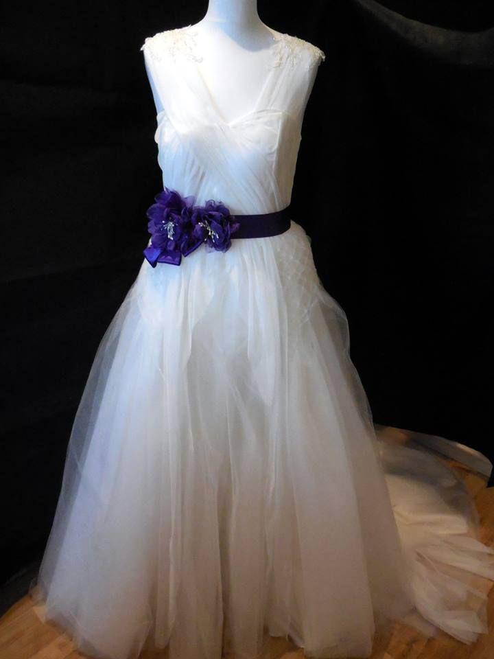 Bright Purple Bridal Sash Belts for Wedding Gown    #bridalgownsash #bridalsash #bridalpearlsash #uniquebridalsash #uniquirebridalbelt #bridalgownbelts #bridalbeltideas #bridalbeltfashion #bestbridalbelts #bestweddinggownbelts #weddinggownbelts