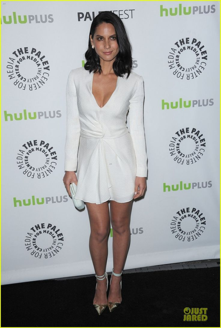 Olivia Munn & Dev Patel: PaleyFest with 'Newsroom' Cast!