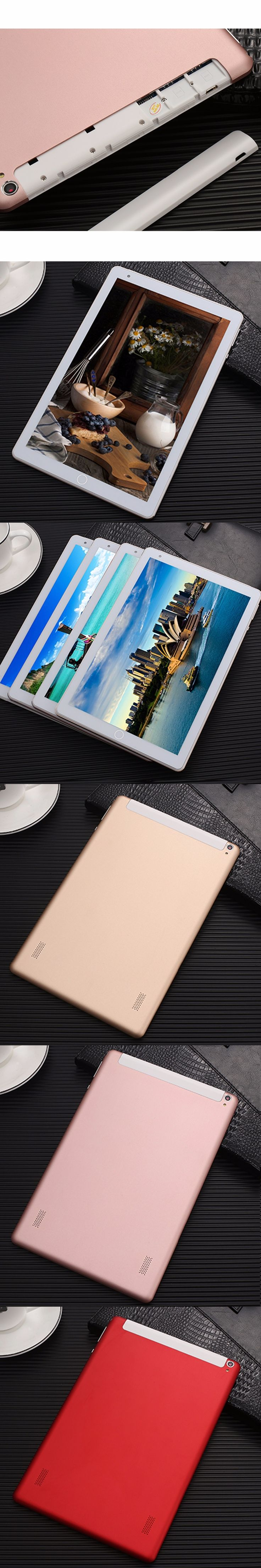 The 9 best tablet images on pinterest android core and 10 inch tablet 2018 new 101 inch tablet pc 3g phone call dual sim card android 60 octa core fandeluxe Gallery