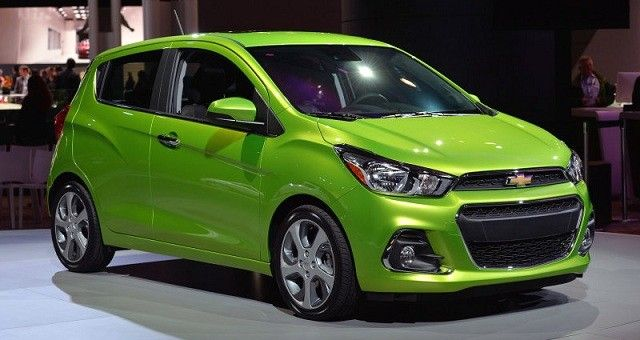 2018 Chevrolet Spark Release Date and Price
