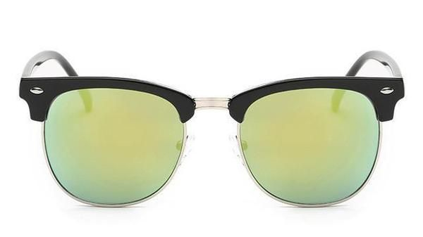 Lens Width: 50 mm The bold upper on these frame the lenses the way your eyebrows frame your eyes.