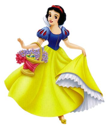 Disney Princess Ballerina Clip Art | Snow-White-Disney-Clip-Art-Animated-ClipArt-5