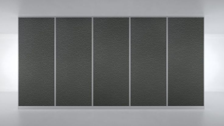 A wall constructed from System 50 Panels - check out the next 2 pins on this board to see how the panels are full interchangeable with our other systems.