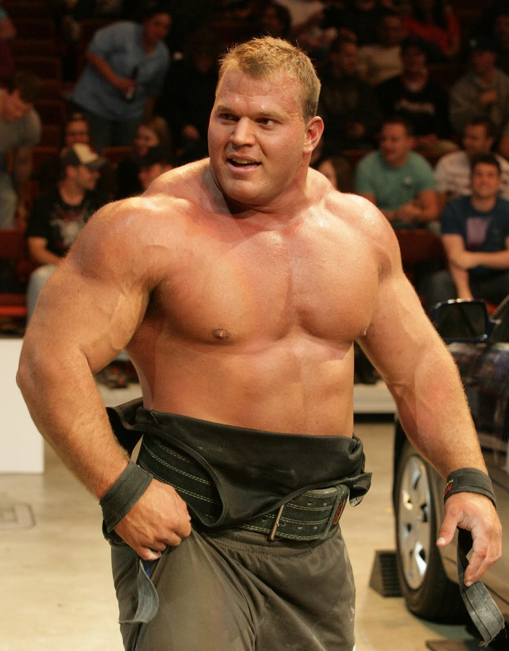 138 best images about World strongest men on Pinterest ...Derek Poundstone