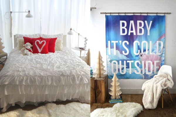 bethany mota's adorbs new aero room collection is basically your holiday wish list!