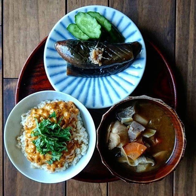 一汁一菜でよいという提案 から学ぶ一汁一菜の献立メニュー7選 Voyage 料理 レシピ レシピ 朝食 和食 献立
