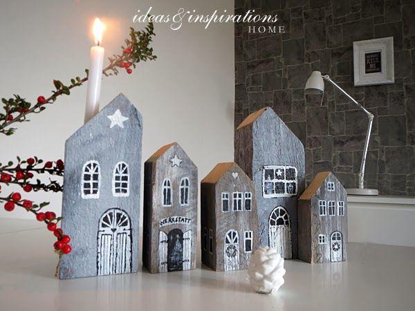 Holzhäuser * woodenhouses