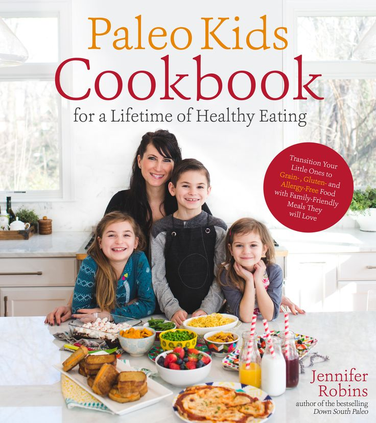 Book Review: The Paleo Kids Cookbook - Paleo Plan
