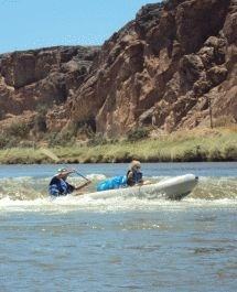 Aquacade Safaris. Join us on an exciting yet peaceful rafting adventure passing through the Richtersveld scenery.    We are based on the Orange River at Vioolsdrif and offer one-day to multi-day packages as well as 4x4 tours and accommodation.