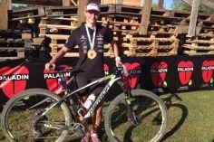 Poór Brigitta bronzérmes a portugál tereptriatlon Világkupafutamon