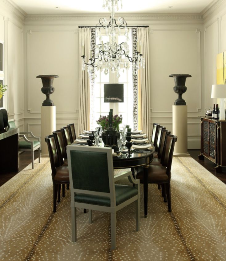 21 best decorating with carpets: dining rooms images on pinterest