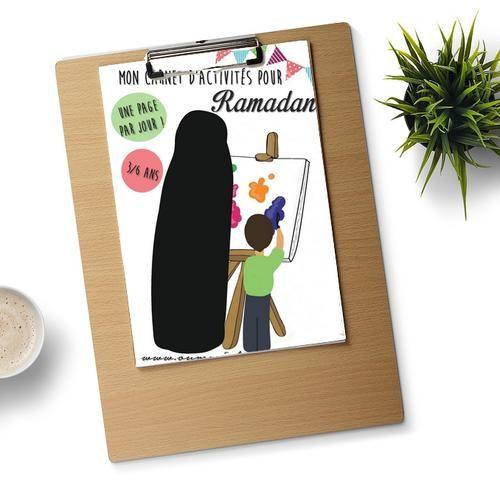Livret Ramadan oummi - louve👍