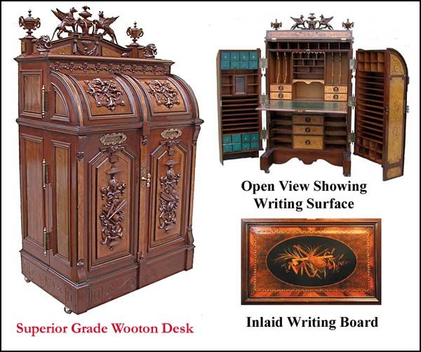 Our catalogue includes  Antique Bedroom Furniture  Antique Chandeliers   Victorian Antiques  Antique Chair  Antique Dealers and French Antique. 21 best Wooton images on Pinterest   Antique desk  Furniture and