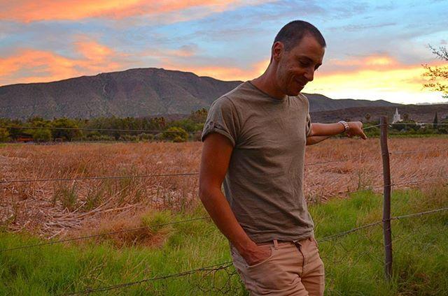 Karoo boy #Throwback #karoo #sunset #me #princealbert #southafrica #wanderlust #skies #traveler #nature #outdoors #red #africa #greatkaroo #instaboy #male #boerseun #man #instashot #nikon #fence #farm #farmboy #hoscos #thegaypassport #justme