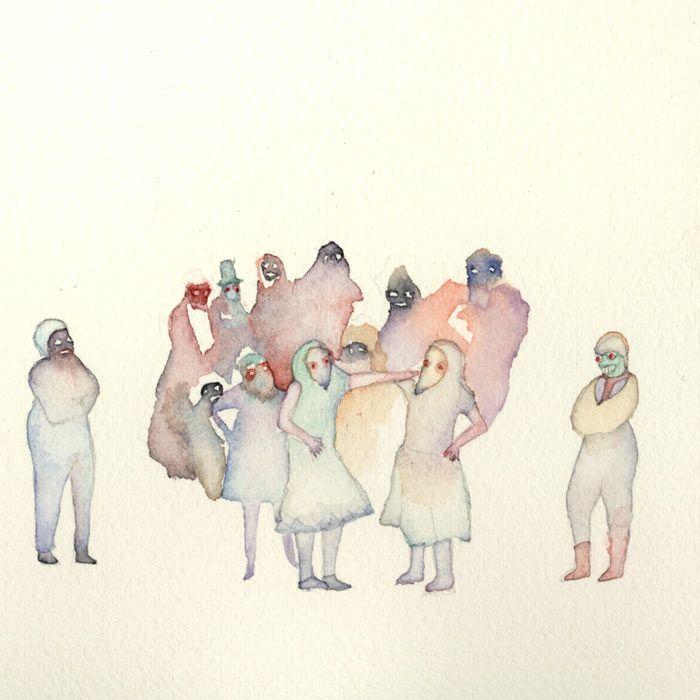 Tara Marynowsky http://taramarynowsky.com/artwork/gods_and_monsters/
