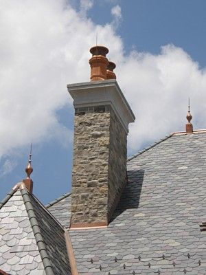 Natural Stone Tops Indiana Limestone Chimney Cap Www