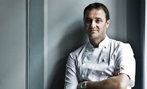 """Jason Atherton (b 1971) English chef; restaurateur; ran away to London at age 16; Executive Chef of Gordon Ramsay 'Maze' restaurants in London, Cape Town, Melbourne, Qatar; opened 'Table No. 1', Shanghai (2010), then 'Pollen Street Social', London which gained a Michelin Star in its opening year (2011); 12 new restaurants in Cebu, Dubai, Hong Kong, London, New York, Shanghai and Singapore (2012-2015) ; co-host of the television series """"My Kitchen Rules"""" (2014). http://jasonatherton.co.uk"""