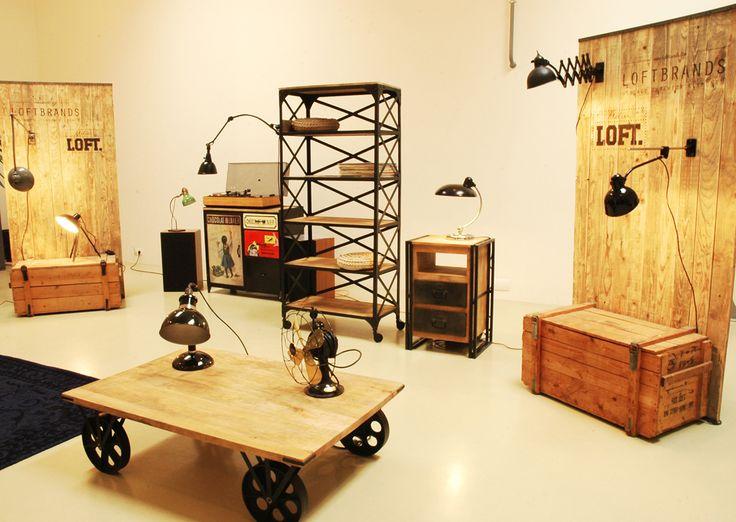 lodtbrands ir atelier loft spaces design - Table Atelier Loft