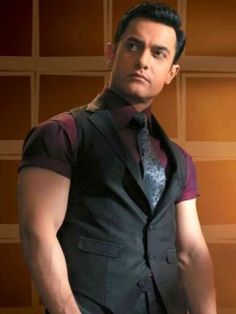 Top 20 Hottest Bollywood Men (Part A) | herinterest.com Aamir Khan