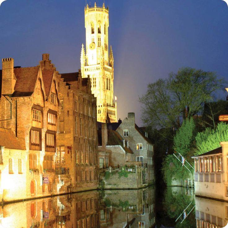 #Bruges Μπρυζ, η Βενετία του Βορρά