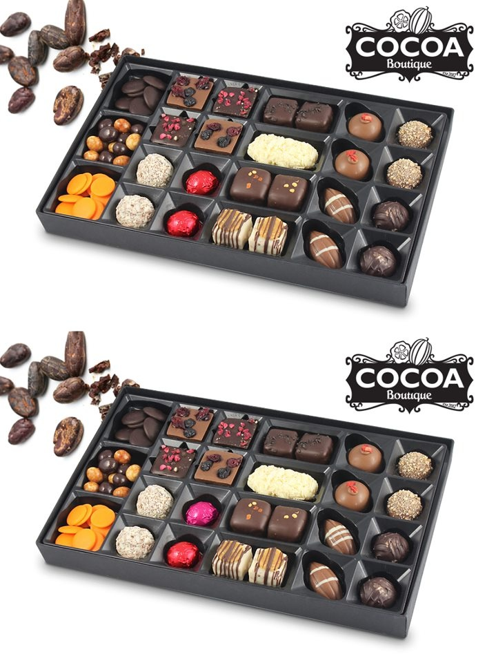 Spot the Difference! Win One of 10 'Chocolate Seasons' Luxury Gift Selections!   To celebrate the launch of our brand new range of Chocolate Gifts, we're giving away 10 'Chocolate Seasons' Gift Selections. (Worth £19.95 each)  Spot-The-Difference and tell us how many you see in the comments below.    If you guess the correct number, we'll put all the names in a hat and pick 10 lucky winners at random in the first week of November.    Good Luck!!  THIS COMPETITION HAS NOW CLOSED