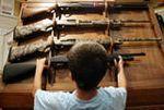 Tortuga - El mercado mundial de armas pequeñas se ha doblado en los últimos cuatro años