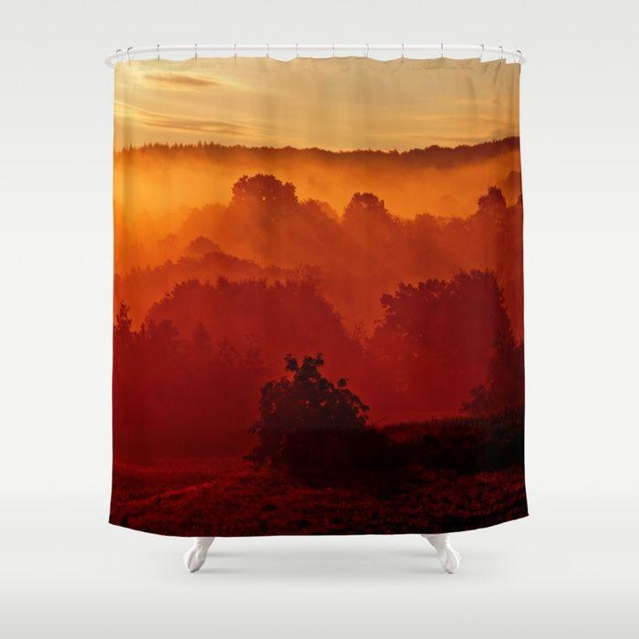 Die besten 25+ Rot duschvorhänge Ideen auf Pinterest Rotes - wohnzimmer orange rot