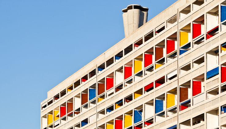 Cité radieuse de Marseille via Goodmoods