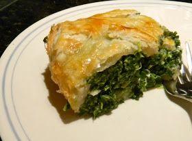 Super Recipes : Spinach Pie Recipe