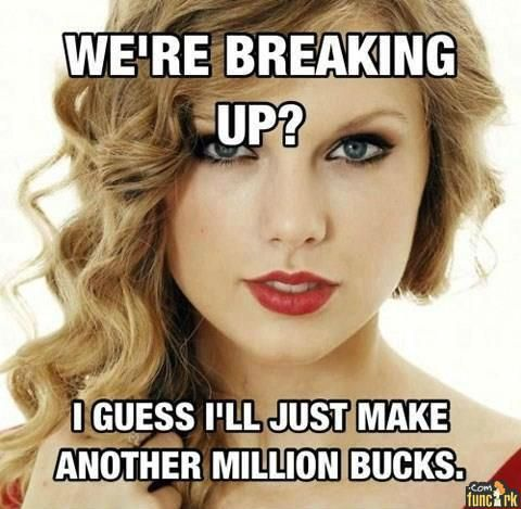 santa baby taylor swift | Taylor Swift Break Up