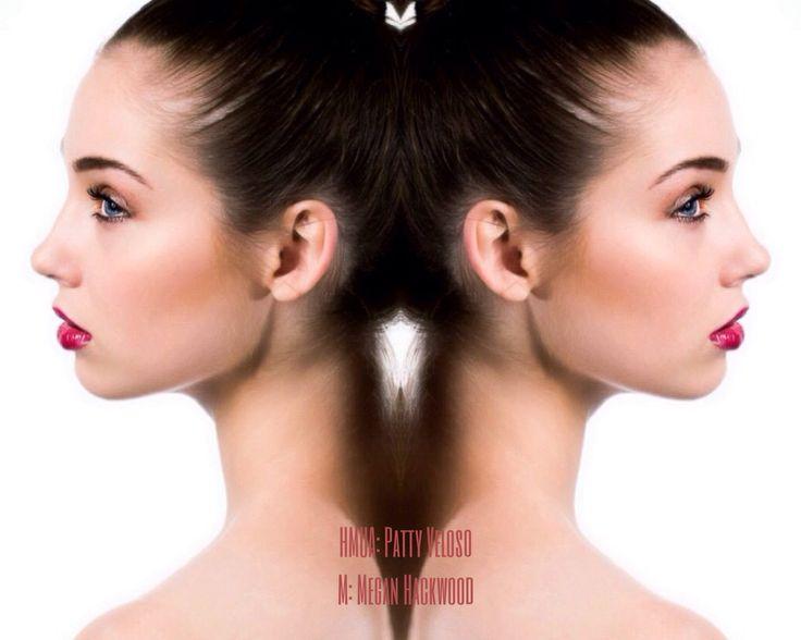 Megan Hackwood model