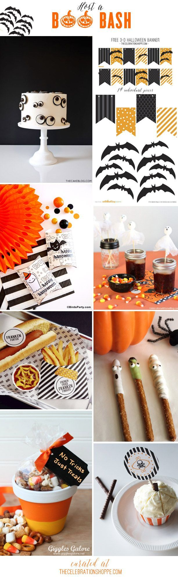 786 best Halloween #food #crafts #decorating and more images on ...