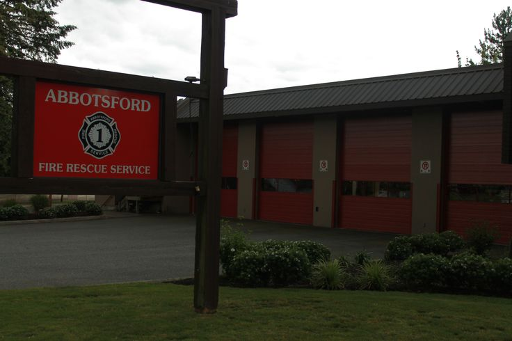 Fire Hall #1 Clearbrook Located at: 32270 George Ferguson Way, Abbotsford British Columbia