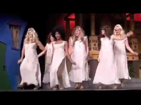 """Video clip for """"A Funny Thing Happened on the Way to the Forum"""" at Theatre Charlotte"""