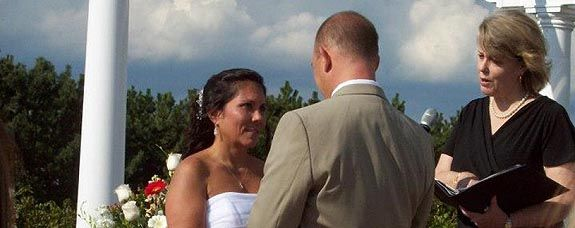 Beverly Sullivant Ceremonies: Custom Weddings. Kinnelon, NJ. More info: http://www.njwedding.com/vendorDisplay.cfm?vendorid=8667 #njwedding #weddingceremony #marriage #officiant #weddingofficiant #vows #ceremony #weddings #njweddings #customweddings #njmarriage