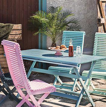 Gåsens Lada outdoor furniture