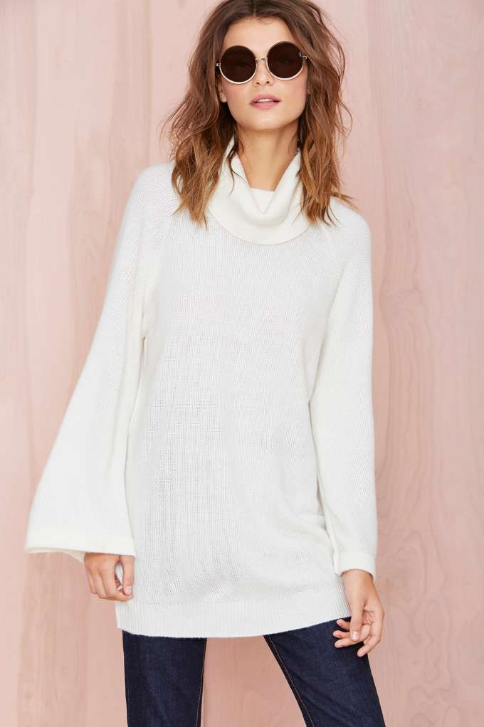 Nasty Gal Bianca Sweater | Shop Sweaters at Nasty Gal