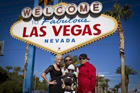 Alan from Hangover Impersonator - Las Vegas at HARD ROCK