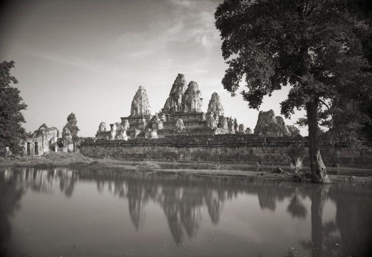 Pre Rup, Angkor Wat, Cambodia, by Kenro Izu