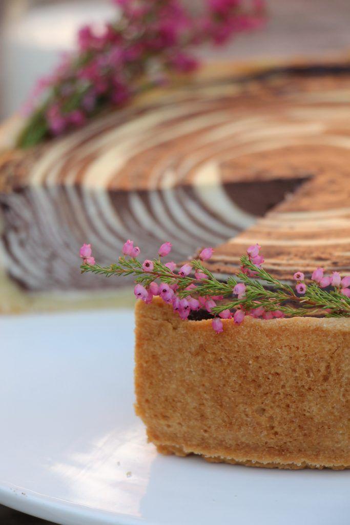 Rezept Zebrakuchen Oder Kasekuchen Mal Anders Backen Pinterest