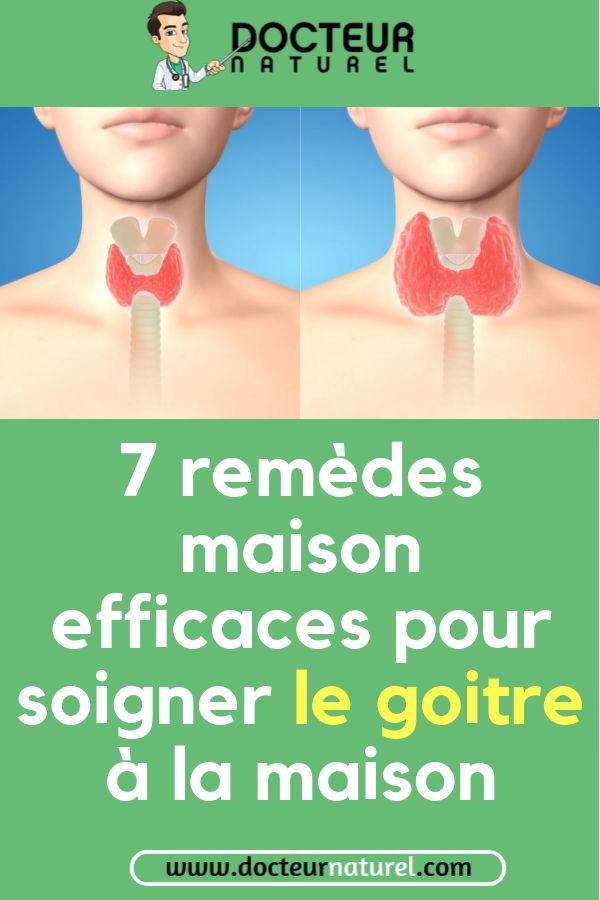 7 rem des maison efficaces pour soigner le goitre la maison goitre thyroide remede glandes - Desodorisant naturel pour maison ...