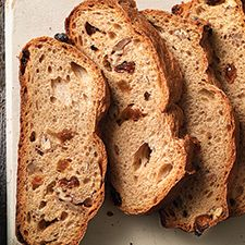 There's something very right about the combination of rye flour, raisins, and…