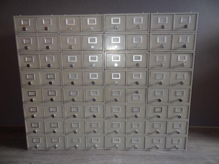 Ladeblokken, grote voorraad