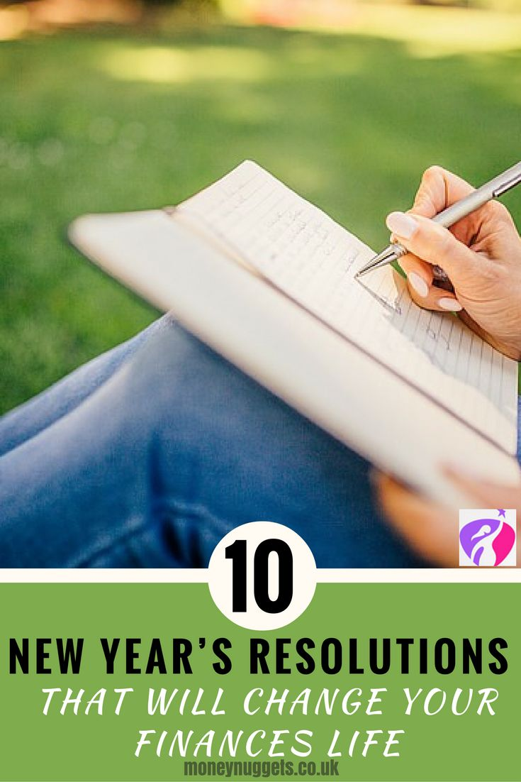Have you made your New Resolutions? Here are 10 New Year's Resolutions that will change your finances, build your confidence, (and your life) forever. Here is to a happier and more prosperous year!