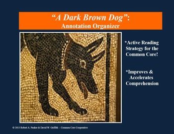 dark brown dog by stephen crane essay Stephen crane's story, ~'a dark brown dog~', is an example of allegory that also  raises important questions about oppression and freedom this.