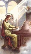 St. Cecelia patron saint of musicians