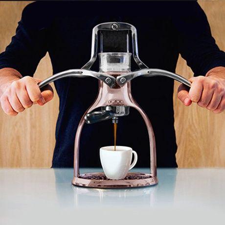 Espressomaschine - Kupfer - alt_image_three