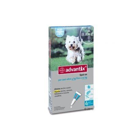Advantix Spot-on per cani oltre 4 kg fino...  28,40 €. #antizecche #cani