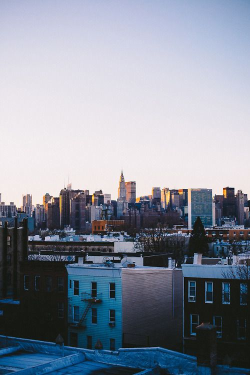 bronsonsnelling:  Rooftop Hopping x Bronson Snelling