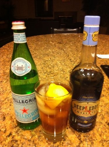 Deep eddy italian sweet tea lemon tea recipe or add 3 for Italian cocktails with vodka
